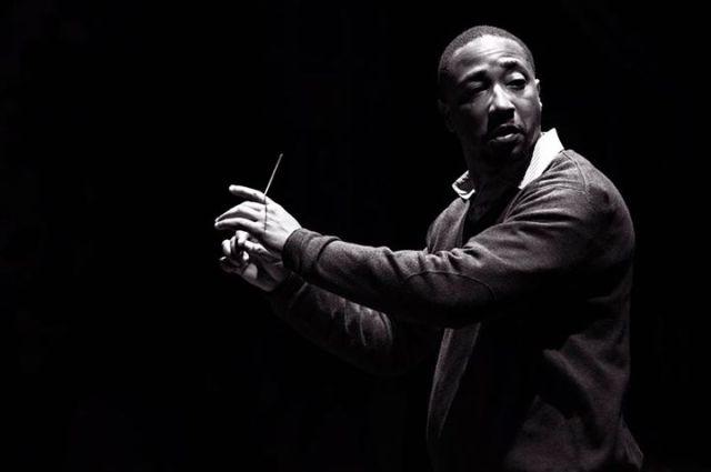 Damon Gupton, conductor