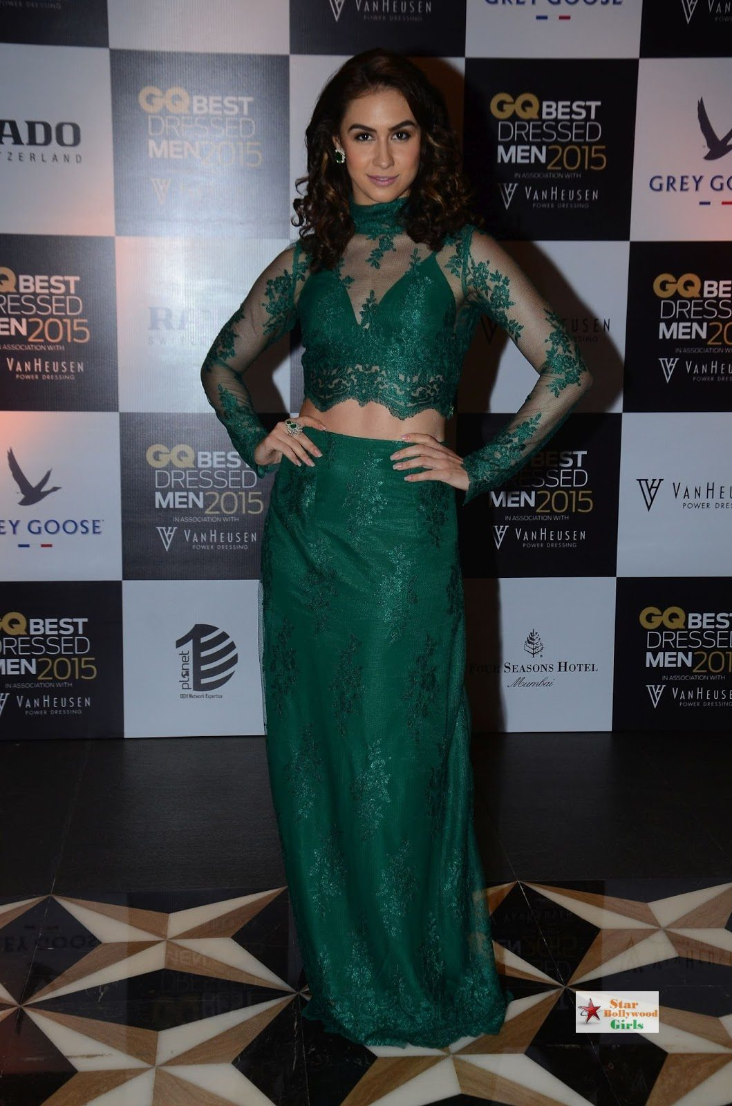 Super Sexy Bollywood Female Celebrities At The GQ Best Dressed Men 2015 Event At Four Seasons Hotel4