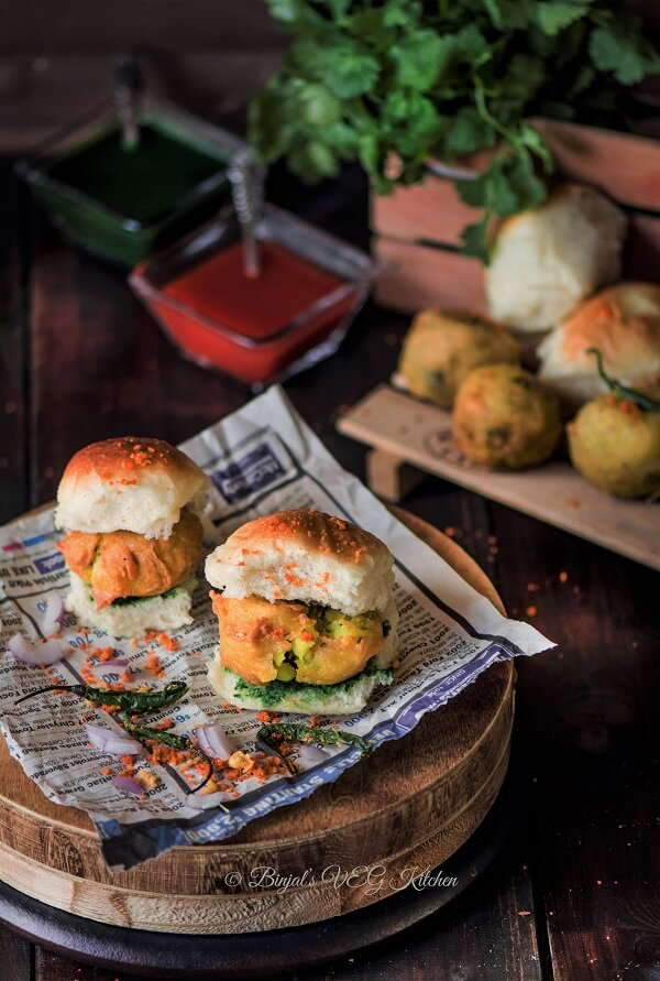 Vada Pav Photography