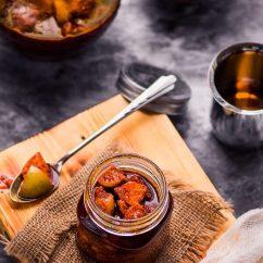 Kitchen Store Com Cleveland Cabinets Sweet Lemon Pickle (limbu Nu Athanu) - Binjal's Veg