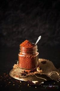 Dabeli Masala Recipe (Kutchi Masala)
