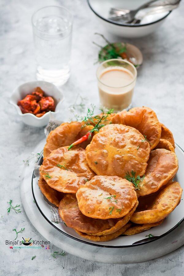 Rajgira Ki Puri
