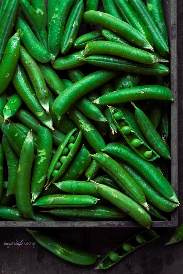 Green Peas or Matar