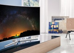 Samsung JS9000 Curved 4K SUHD TV Review