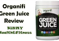Organifi Green Juice Review – User Generated Review