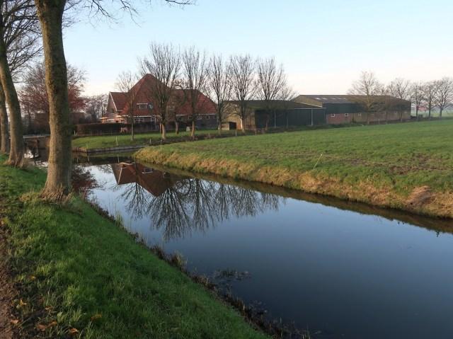 Beemster in Beeld - Boerderij, Volgerweg 15