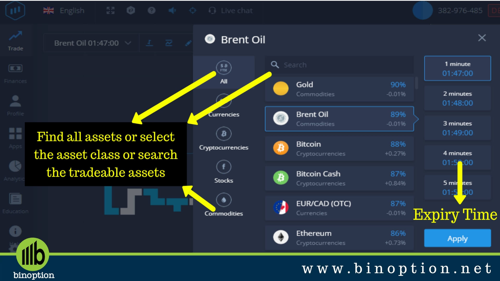 Expert Option Review: Is Expert Option App Scam Or Not - Binoption