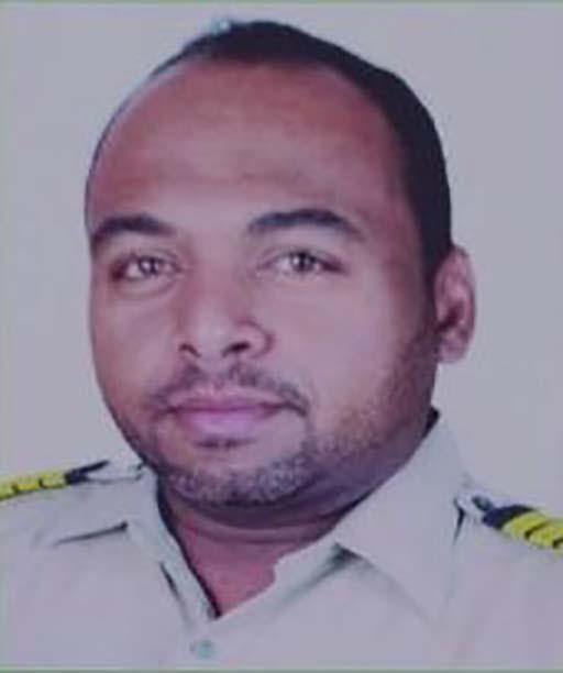 Capt. Ayman Siddig