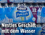 Landlose erstürmen Nestlé