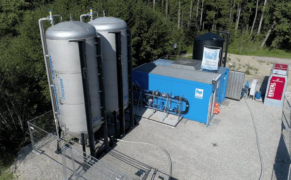 Aktiv-Kohle-Filter: Industrie zahlt die Zeche