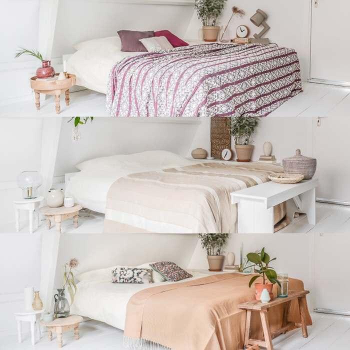 BintiHomeBlog giveaway Swiss Sense Creamy bedcover