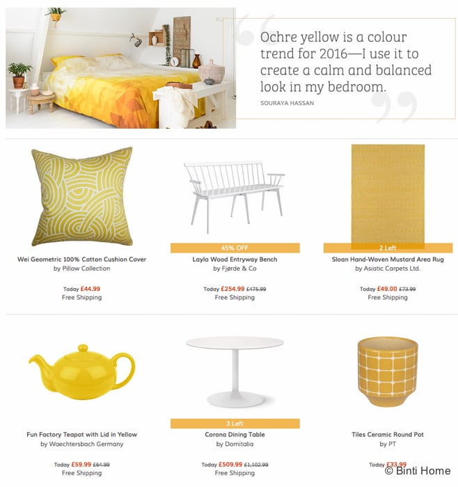 Guest curation styling and shop the style wayfair  ©BintiHome-3