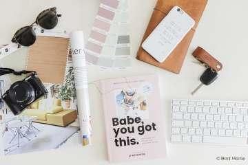 Hashtag workmode Hoe start je een eigen bedrijf ©BintiHomeBlog