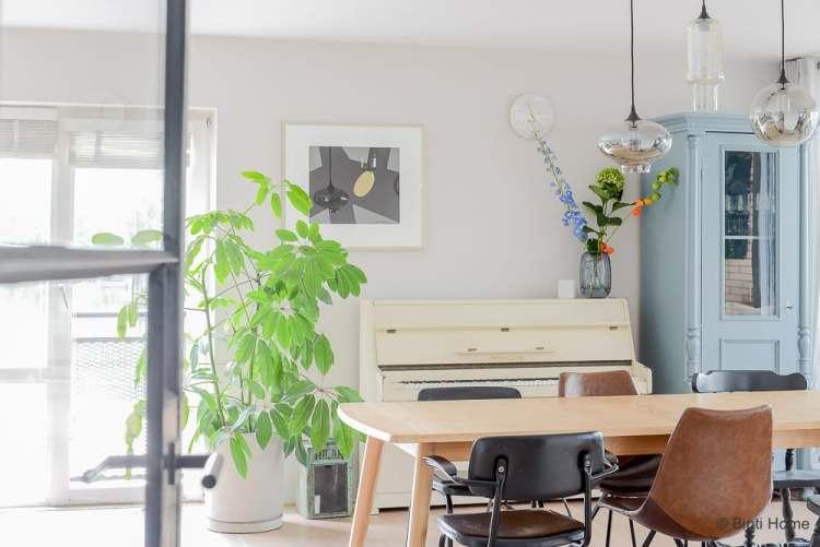 Binnenkijken interieurontwerp : woonkamer inrichten Amsterdam