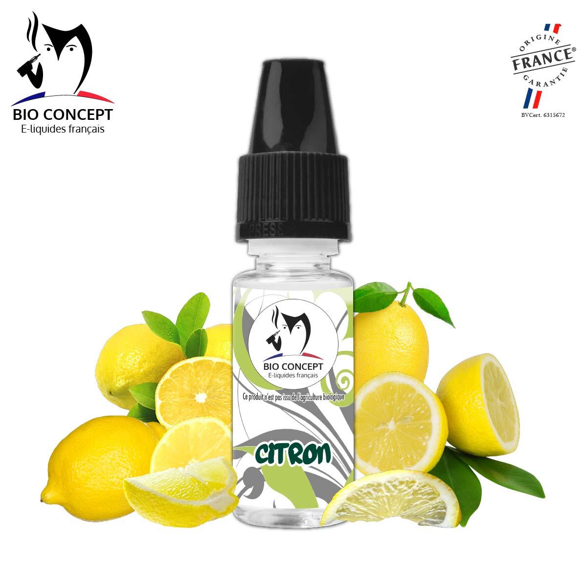arome naturel citron pour e liquide
