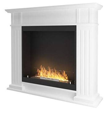Traditional Bio-Ethanol Fireplace Style