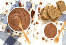 alternatives saines à la nutella