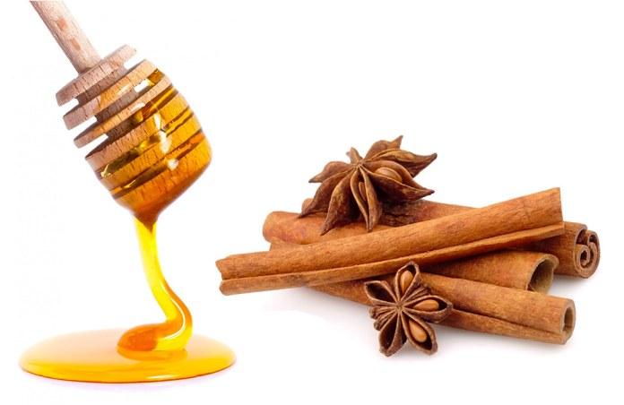 Bruler-les-graisses-a-l'aide-du-miel-et-la-cannelle