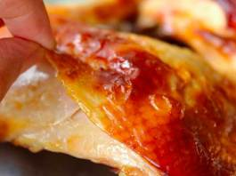 Ne retirez plus la peau du poulet.. Bénéfique pour votre santé !