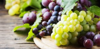 Le raisin pour les maladies rénales, la prévention du cancer et d'autres problèmes de santé