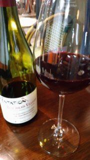 自然派赤ワイン