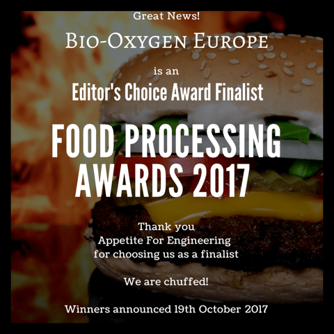 Bio-Oxygen Europe - Editor's Choice Awards Finalist