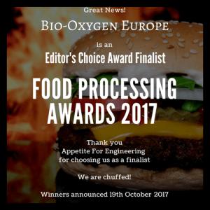 Bio-Oxygen Europe Nomination