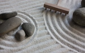 il giardino Zen