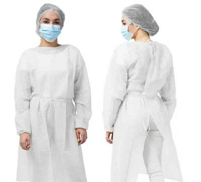 Isolation Gowns Image