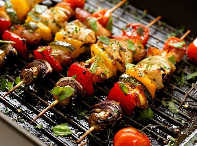 8 Recettes De Barbecue Sans Viande Bio La Une