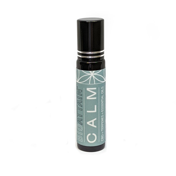 Shop CALM CBD 150 mg Support Roll-On No THC
