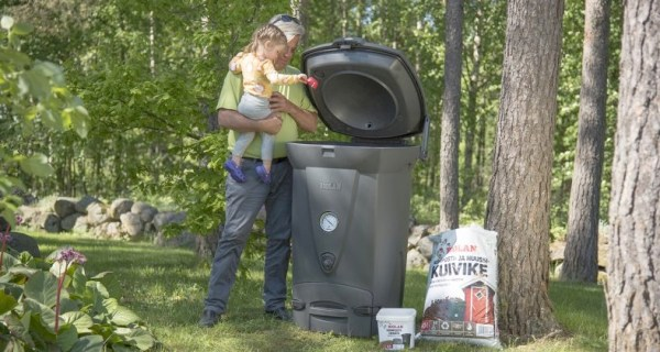 Quick composteur Bioolan