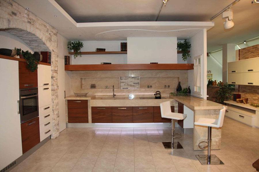 Cucina muratura moderna 05 stufe e camini catania stufe for Immagini cucine