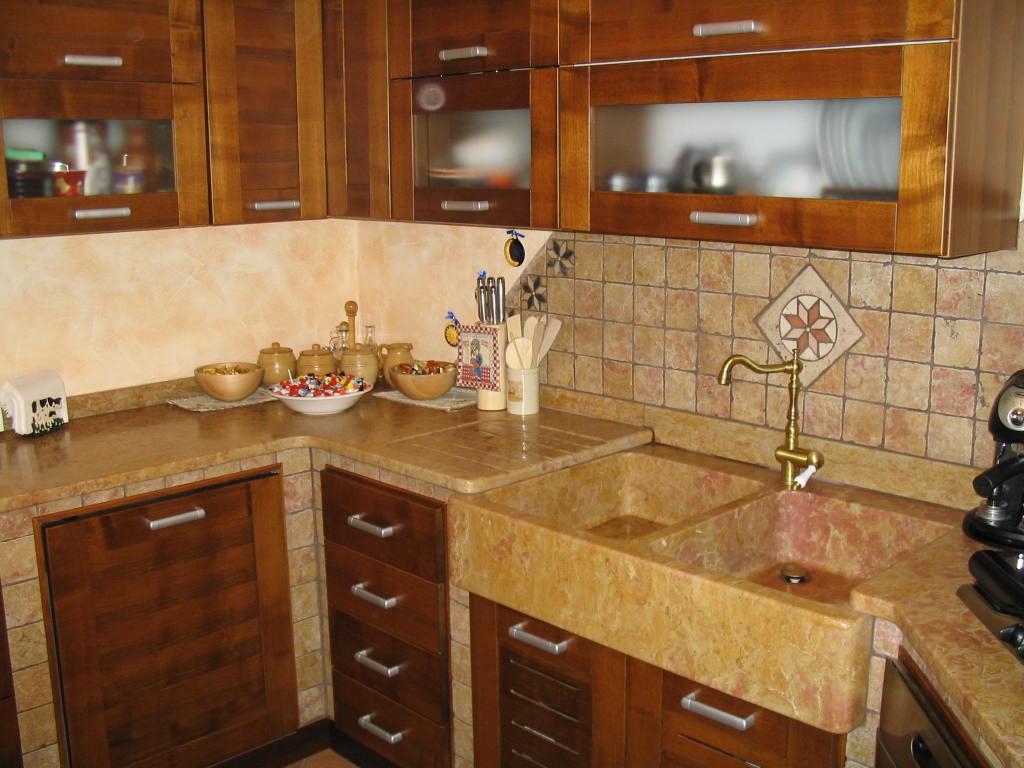 Pavimenti Per Cucine Rustiche ZC83  Regardsdefemmes