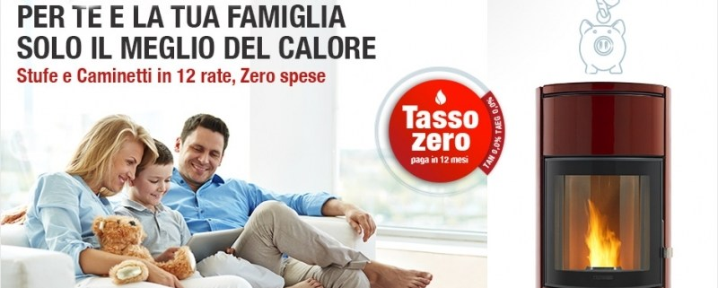Promozione Piazzetta 2017 tasso 0