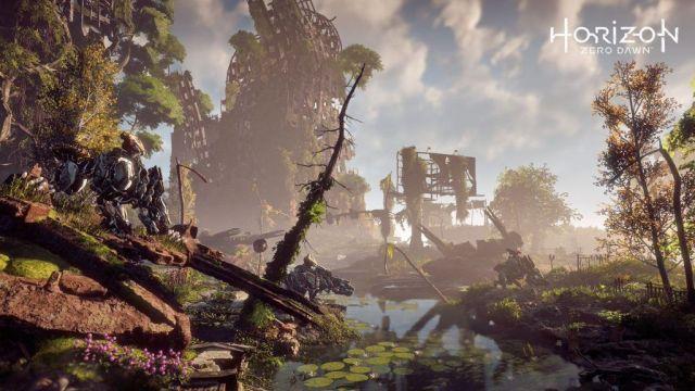 Biogamers: Horizon Zero Dawn 2