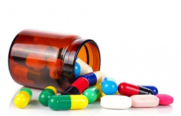Consumo de antibióticos