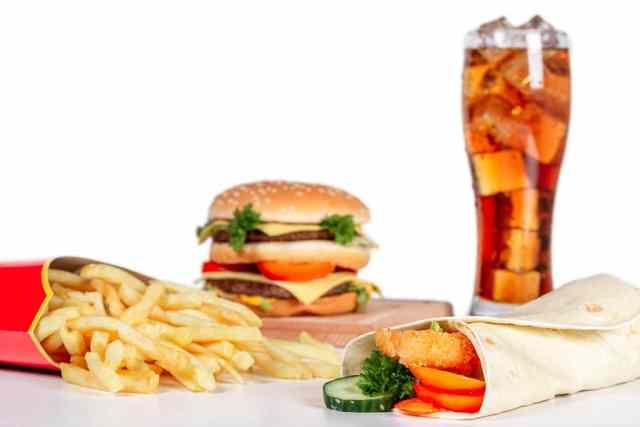 contador de calorías