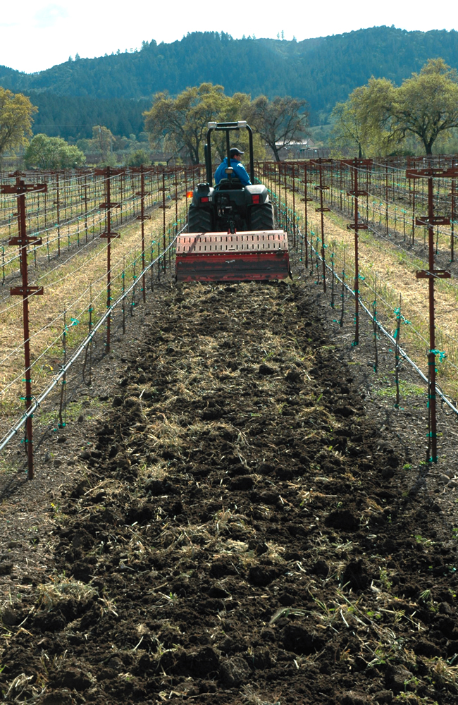 Farms Vineyards And Groves Reap Composts Benefits