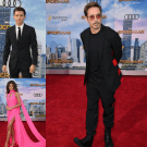 Biodata Tom Holland, Zendaya, Robert Downey Jr.