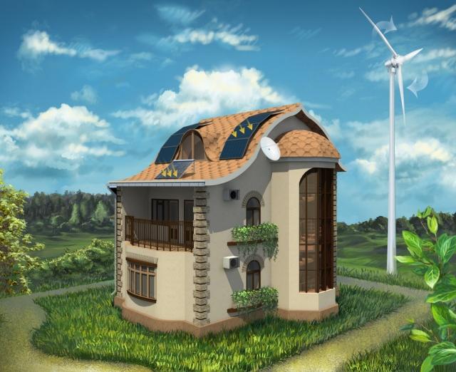 Suyana la primera casa ecolgica y social  BiodiSol