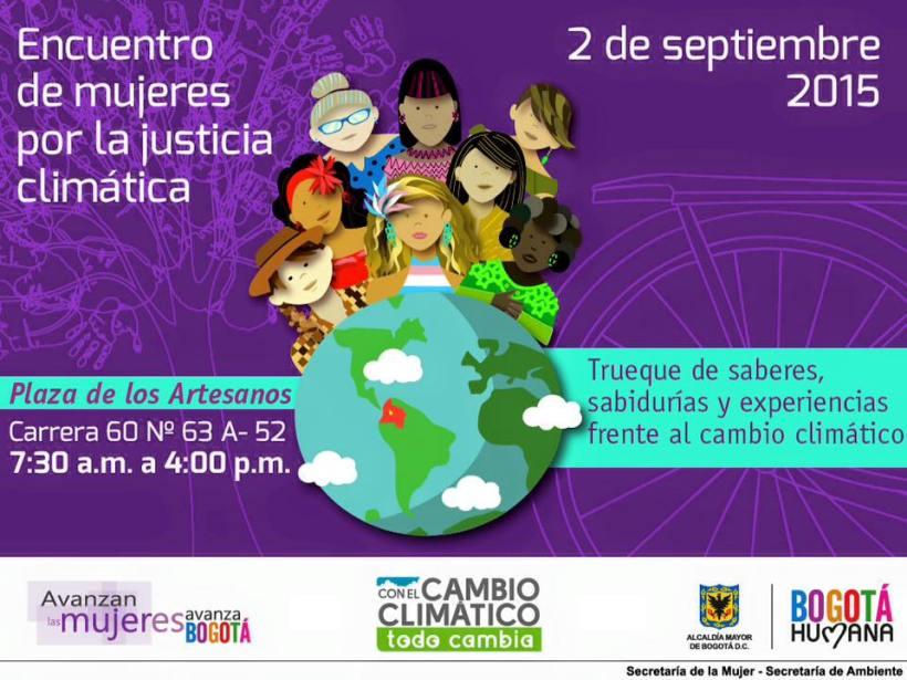 CUMBRE CLIMÁTICA EN BOGOTÁ