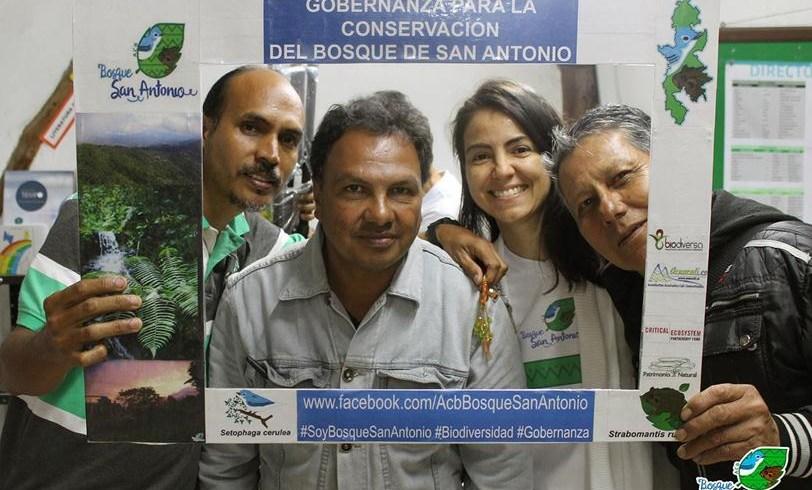 Gobernanza por la Conservación del Bosque de San Antonio (ACB BSA)