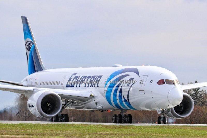 El nuevo Boeing 787 sale con biocombustible
