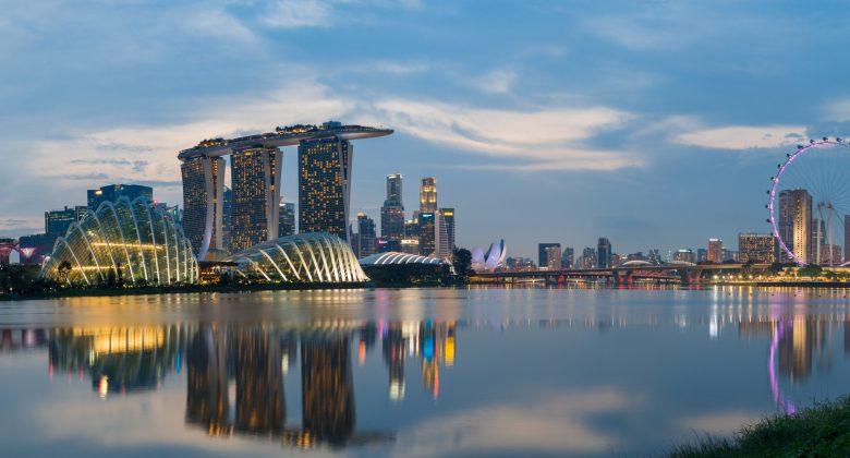Así es como Singapur está desarrollando un gran ecosistema de startups en foodtech