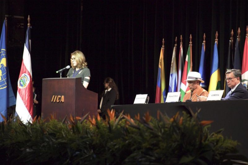 Acuerdo entre Corteva Agriscience y el IICA fortalecera producción de alimentos de calidad en las Américas