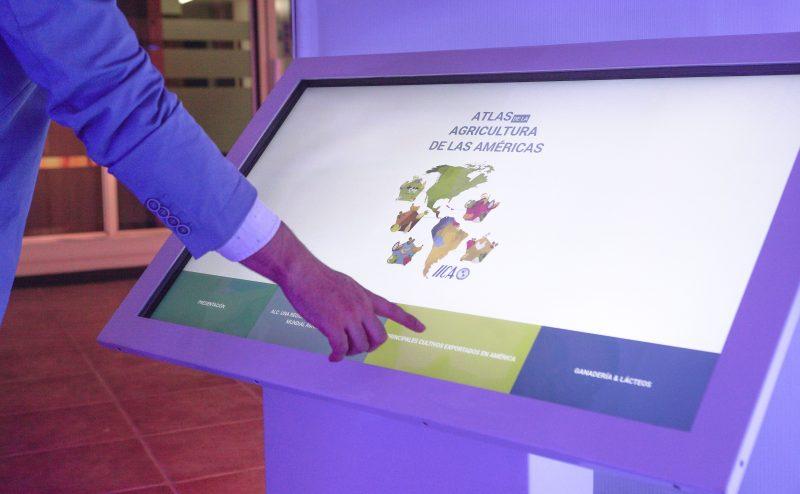 Nuevo Atlas de la Agricultura de las Américas, un retrato atractivo y preciso del sector agropecuario