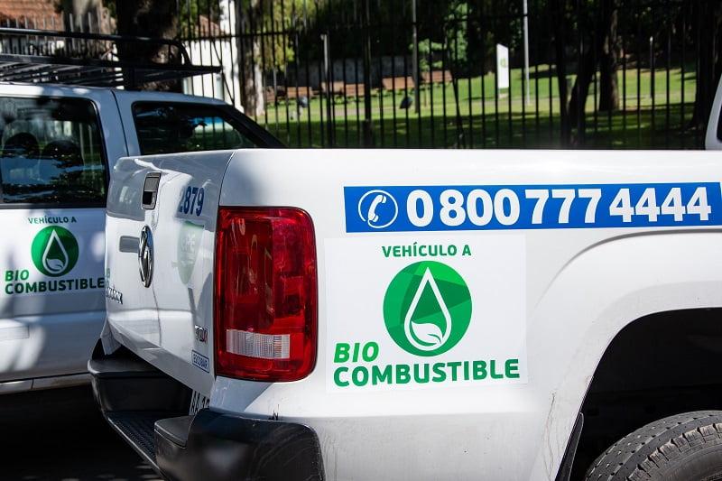 100 unidades de la EPE ya están utilizando biodiesel puro