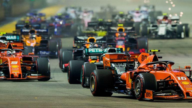 Fórmula 1: se acerca la era del hidrógeno
