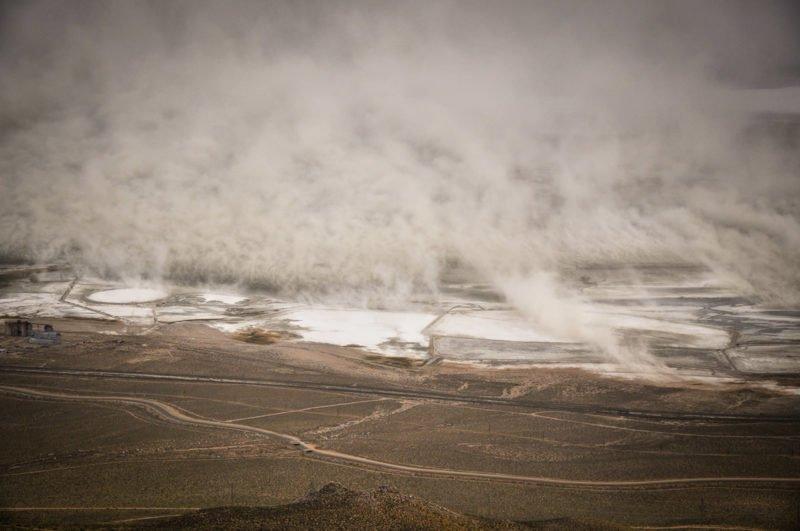 La ciudad de Los Ángeles evalúa almacenar excedentes de agua debajo de un lago